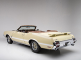 Pictures of Hurst/Olds Cutlass Supreme 442 Convertible (J67) 1972