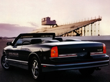 Pictures of Oldsmobile Cutlass Supreme Convertible Indy 500 Pace Car 1988