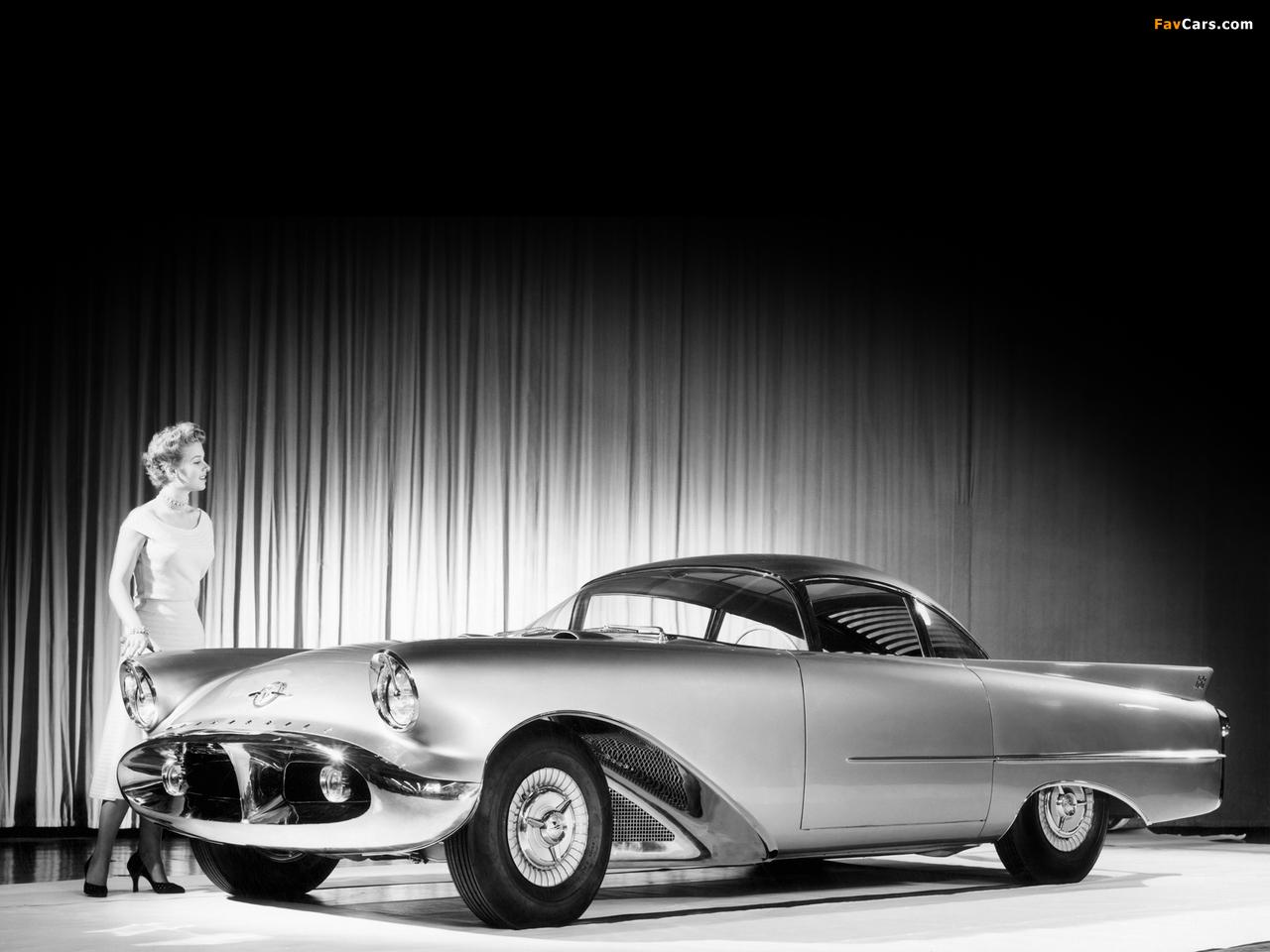Oldsmobile Cutlass Concept Car 1954 wallpapers (1280 x 960)