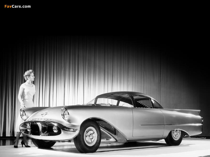 Oldsmobile Cutlass Concept Car 1954 wallpapers (800 x 600)