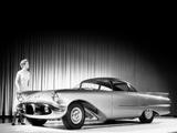 Oldsmobile Cutlass Concept Car 1954 wallpapers