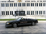 Oldsmobile Cutlass Supreme Convertible Indy 500 Pace Car 1988 wallpapers