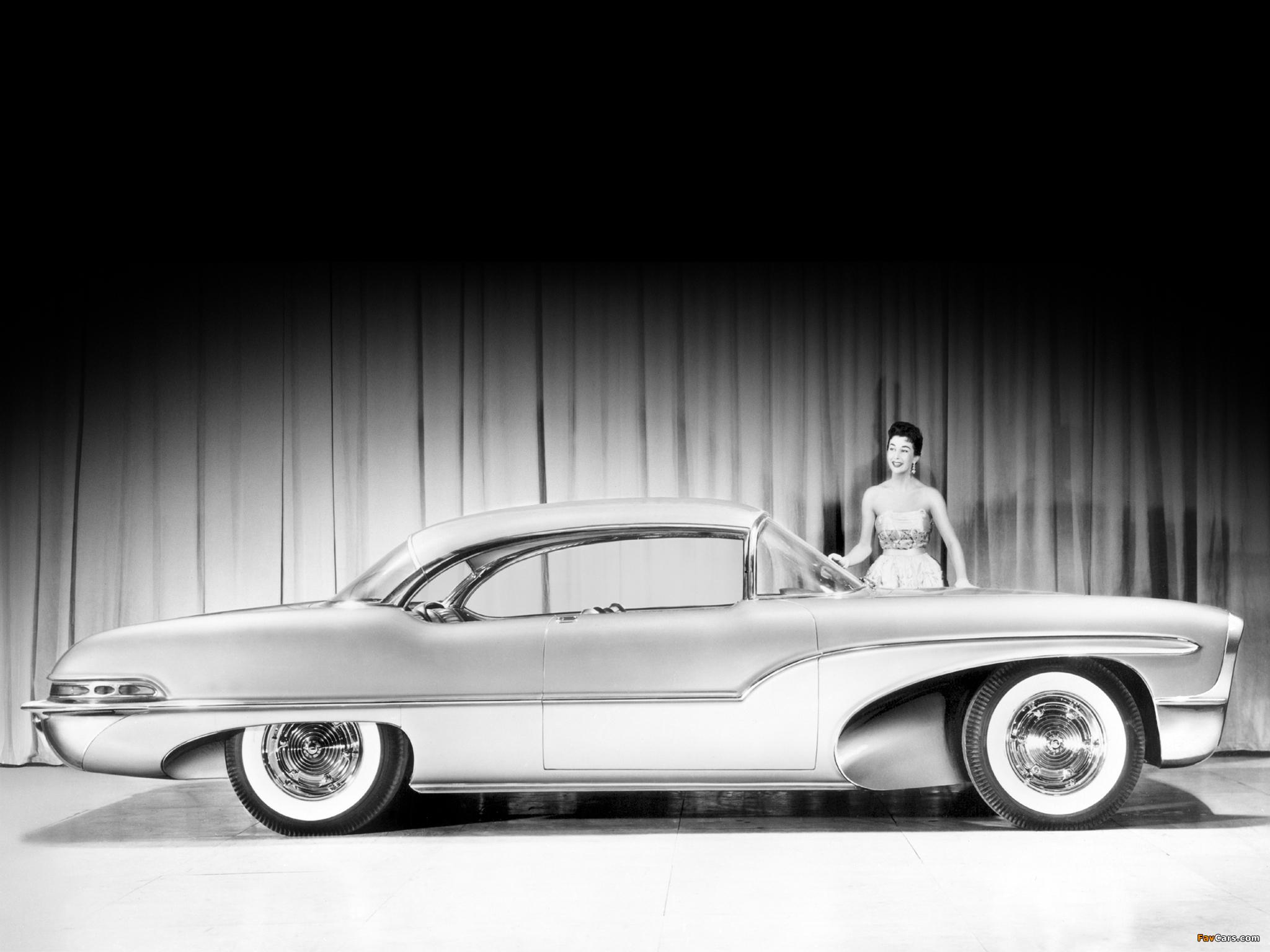 Oldsmobile Delta 88 Concept Car 1955 photos (2048 x 1536)