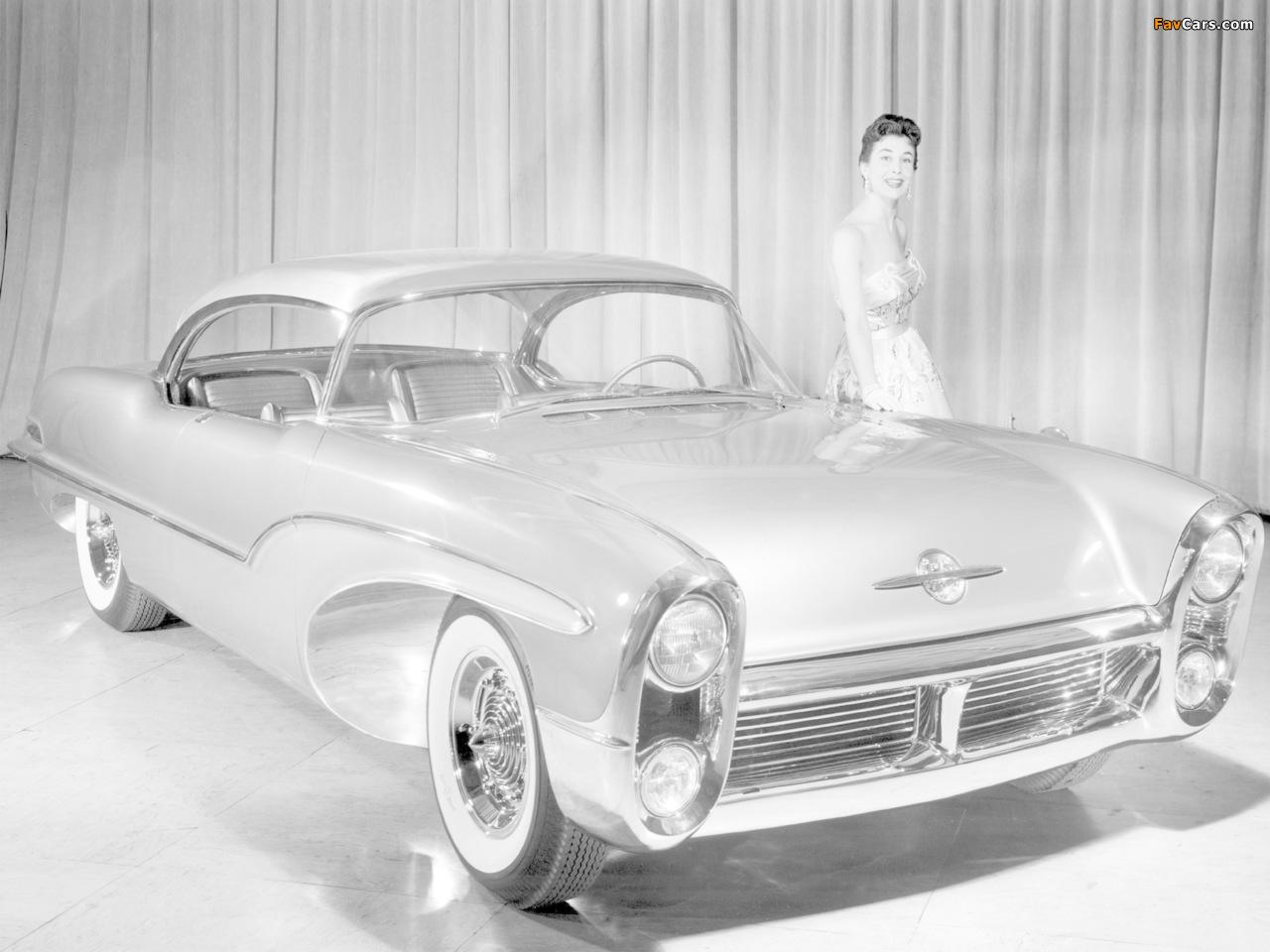 Oldsmobile Delta 88 Concept Car 1955 photos (1280 x 960)