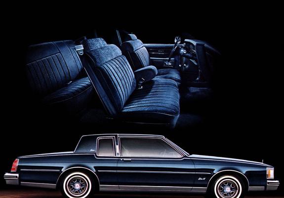 Oldsmobile Delta 88 Royale Coupe 1980–84 pictures1980 Oldsmobile Delta 88 Royale Brougham