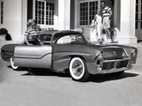 Oldsmobile Delta 88 Concept Car 1955 pictures