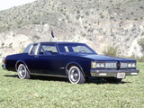 Pictures of Oldsmobile Delta 88 Holiday Coupe 1980–84