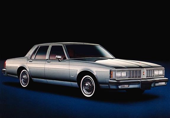 Pictures of Oldsmobile Delta 88 Royale Sedan 1980–841980 Oldsmobile Delta 88 Royale Brougham