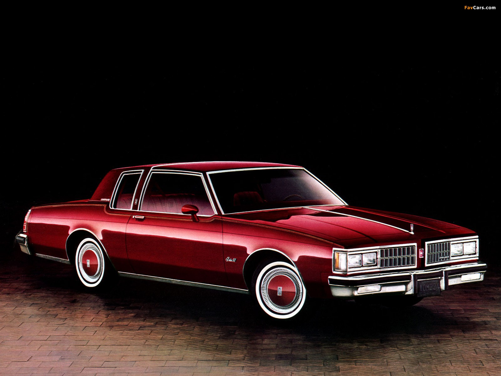 Pictures of Oldsmobile Delta 88 Holiday Coupe 1980–84 ...1980 Oldsmobile Delta 88 Photos