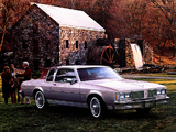 Pictures of Oldsmobile Delta 88 Royale Brougham Coupe (N37) 1984