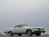 Oldsmobile Delta 88 Royale Convertible (N67) 1975 wallpapers