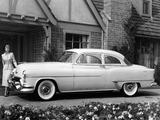 Oldsmobile Deluxe 88 2-door Sedan (3611) 1953 wallpapers