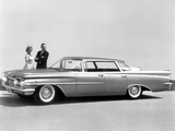 Images of Oldsmobile Dynamic 88 Holiday Sport Sedan (3239) 1959