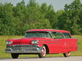 Oldsmobile Dynamic 88 Fiesta Holiday Station Wagon (3695) 1958 photos