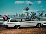 Oldsmobile Dynamic 88 Fiesta Station Wagon 1964 wallpapers