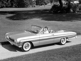 Photos of Oldsmobile Dynamic 88 Convertible (3267) 1961
