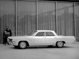 Oldsmobile Dynamic 88 4-door Celebrity Sedan (3269) 1963 wallpapers