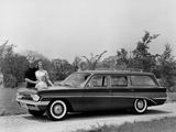 Oldsmobile F-85 Deluxe Station Wagon 1961 wallpapers