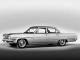 Oldsmobile F-85 Deluxe Sedan (3119) 1963 photos