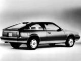 Oldsmobile Firenza GT Hatchback 1986–87 images