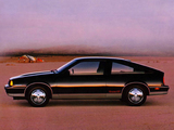 Oldsmobile Firenza GT Hatchback 1986–87 wallpapers