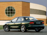 Images of Oldsmobile Intrigue OSV Concept 2000