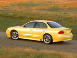 Oldsmobile Intrigue Saturday Night Cruiser Concept 1998 images