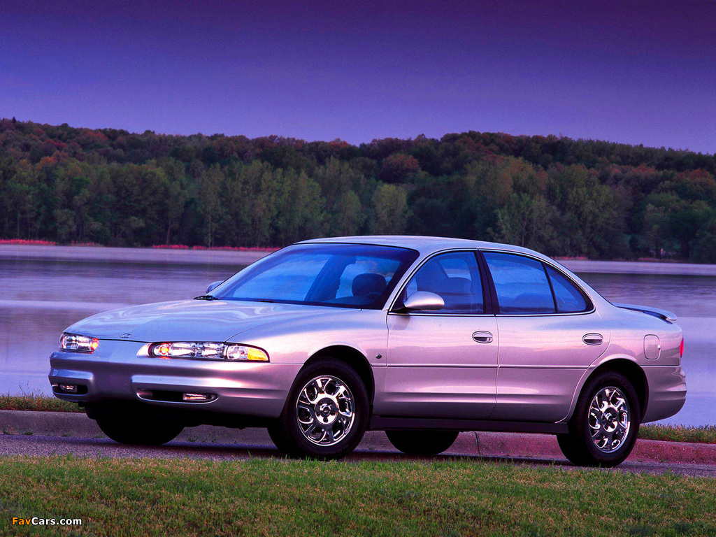 Oldsmobile Intrigue 1998–2002 pictures (1024 x 768)