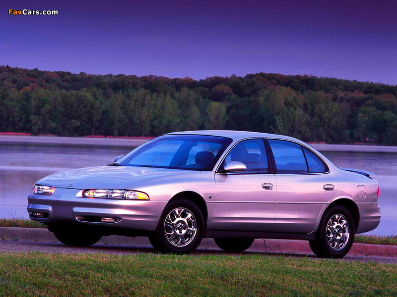 Oldsmobile Intrigue 1998–2002 pictures (800 x 600)