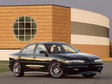 Oldsmobile Intrigue OSV Concept 2000 images