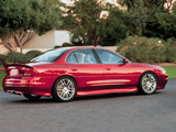 Oldsmobile Intrigue OSV Concept 2000 wallpapers