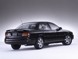 Oldsmobile Intrigue Collectors Edition Final 500 2002 wallpapers