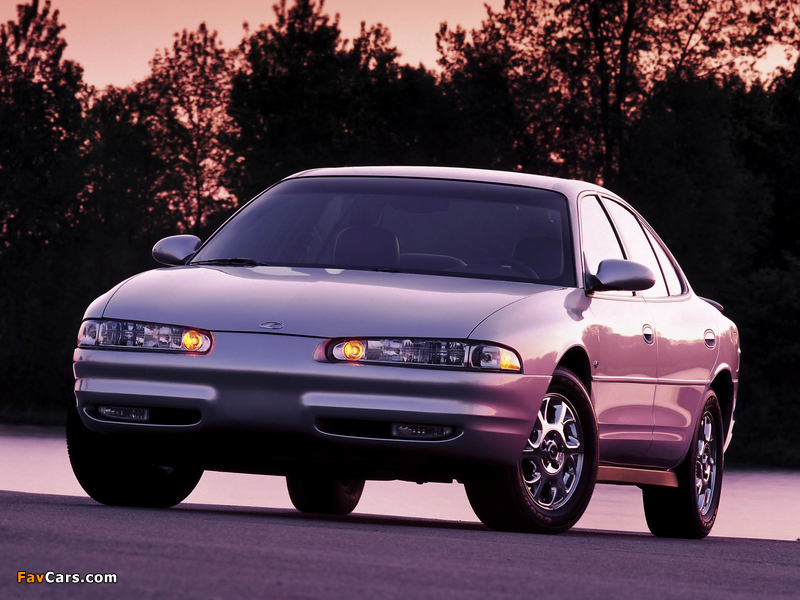Photos of Oldsmobile Intrigue 1998–2002 (800 x 600)