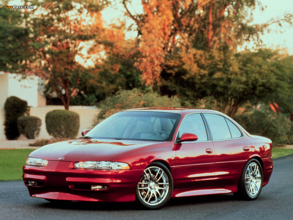 Photos of Oldsmobile Intrigue OSV Concept 2000 (1024 x 768)
