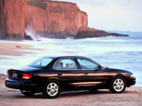 Oldsmobile Intrigue 1998–2002 wallpapers