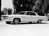 Oldsmobile Jetstar 88 Holiday Sedan (3339) 1964 pictures