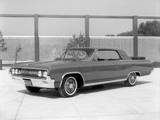 Oldsmobile Jetstar I Sports Coupe (3457) 1964 wallpapers