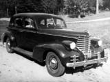Pictures of Oldsmobile L38 4-door Sedan 1938