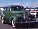 Oldsmobile L38 2-door Sedan 1938 wallpapers
