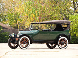 Oldsmobile Model 45 Touring 1917–18 pictures