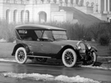 Pictures of Oldsmobile Model 45 Touring 1917–18