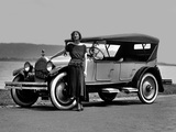 Pictures of Oldsmobile Model 47 Touring 1921
