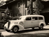 Oldsmobile Progress 8 Ambulance by Henney (L-35) 1935 wallpapers