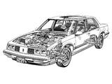 Oldsmobile Ninety-Eight Regency Sedan 1985–86 images