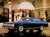 Photos of Oldsmobile Ninety-Eight Regency Brougham Sedan (W69) 1983–84
