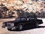 Pictures of Oldsmobile 98 Regency Sedan (X69) 1977