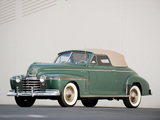 Oldsmobile 66 Special Convertible Coupe 1941 images