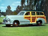 Oldsmobile Special 66 Station Wagon (3581) 1946 photos