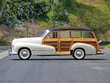 Oldsmobile Special 66/68 Station Wagon (3581) 1947 images