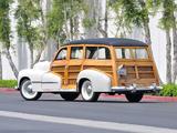 Oldsmobile Special 66/68 Station Wagon (3581) 1947 photos